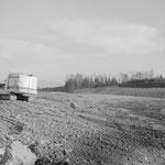 Travaux de drainage sur la Rivière Etchemin (1948)