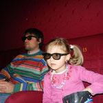Im Kino mit Mama und Papa: Warten auf's Christkind mit Lauras Stern in 3D
