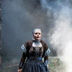 """Elke Volkerts in """"Der Schimmelreiter"""" Foto: Tamme"""
