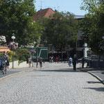 alte Brücke Richtung Altstadt