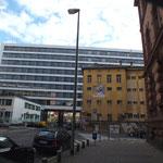 Oberlandesgericht (Gebäude D), Zeil