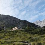 vom Karwendelhaus nach Scharmitz