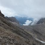von der Pleisenhütte quer über den Karwendel zum Karwendelhaus