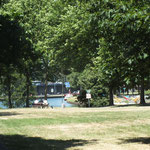 Uferpromenade an der Saar