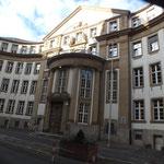 Amts- und Landgericht (Gebäude B), Gerichtsstraße