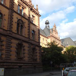 Amtsgericht (Gebäuda A), Heiligkreuzgasse