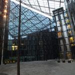 Oberfinanzdirektion Frankfurt, Innehof