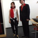With Ken'ichi Nakagawa