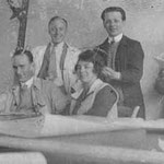 1926 bis 1929: Karosseriekonstrukteur in den Steyr Werken   / 1926 to 1929: Car-body designer in the Steyr factories