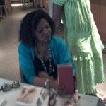 Winny Kaona aime Lettres et Aquarelles