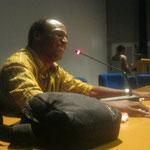 Xavier Rano l'invité d'honneur,son livre le silence de l'émotion