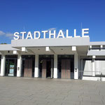 Stadthalle in Flörsheim am Main
