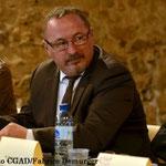 M Raymond LAFOND - Président de la CGAD 07
