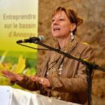 Mme Valérie MALAVIEILLE - Conseillère Régionale
