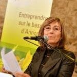 Mme Marie-Pierre HILAIRE - Directrice de Goûtez l'Ardèche