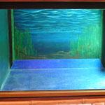 Unterwasser-Ansicht