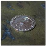 Silber 925, Goldkügelchen (Erde)