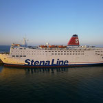 Stena Line reminds me those days in my life, when (as a student) every summertime I used to travel to Sweden to get some extra cash picking up blackberries and raspberries/ Stena Line- ta firma przypomina mi moje saksy w Szwecji;)