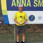 Runner up, 2 Platz im Einzel ITF U18 Grade 2