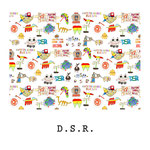 tela de algodón DSR