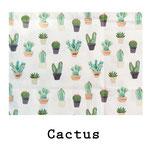 loneta algodón Cactus
