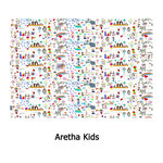 tela estampada algodón Aretha Kids