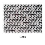 loneta algodón Cats