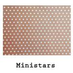 tela de algodón Ministars