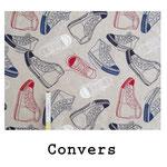loneta algodón Convers