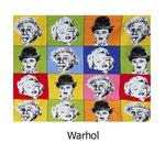 loneta algodón Warhol