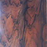 Focus sur une imitation bois: palissandre