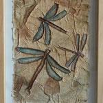 """Luftakrobaten"", 43 cm x 33 cm"
