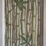 """""""Bambus"""", 85 cm x 55 cm"""