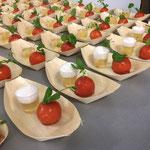 Geitenkaastomaatje met tomatenbier