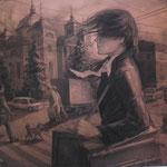 Городские мотивы. 2011г.