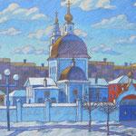 Белгород.Покровский храм 40-50 к.п.