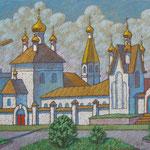Белгород.Николо-Успенский храм 40-50 к.п.