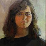 Автопортрет. 1993г.