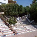 Spanische Treppe (Hornillobucht)