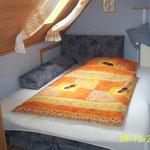 Schlafzimmer 2! auch für 2 Personen geeignet