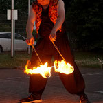 Feuershow Firmenfeier Oer Erkenschwick