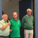 Der Bürgermeister eröffnet die Stadtmeisterschaften 2014