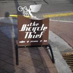 Watch your bike!