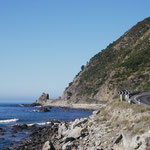 Highway No 1 am Meer entlang