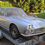 Maserati Quattro Poret - 1966