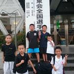 糸東会全国大会出場(小3)