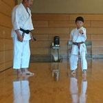 岩田先生指導による指導者講習会