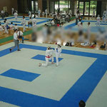 全中県予選(森選手)