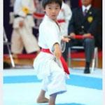 少年少女県大会(H30.5)敢闘賞 小3 平安二段
