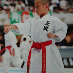 花塚匠選手(58回糸東会全国大会)